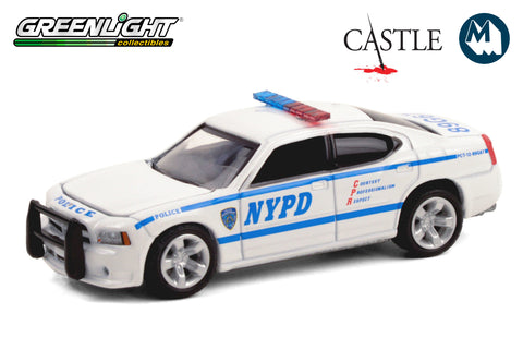 Castle / 2006 Dodge Charger LX - New York City Police Department (NYPD)