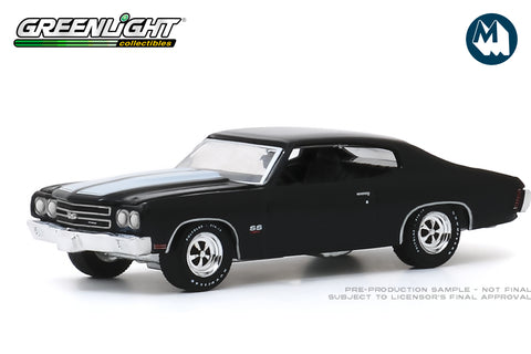1970 Chevrolet Chevelle LS6 (Lot #1075)