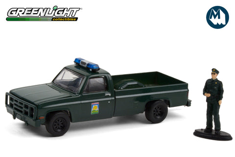 1986 Chevrolet M1008 - Florida Office of Agricultural Law Enforcement with Enforcement Officer Figure
