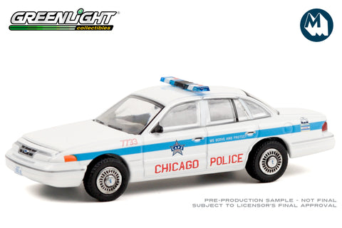 1995 Ford Crown Victoria Police Interceptor / City of Chicago Police Department