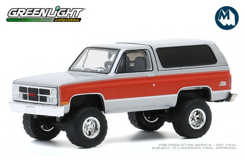 1984 GMC Jimmy (Lifted)