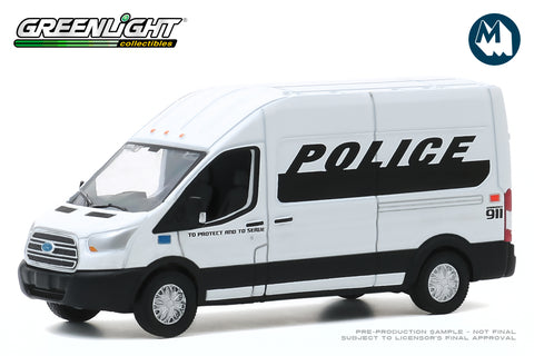 2019 Ford Transit LWB High Roof (Ford Police Prisoner Transport Vehicle)