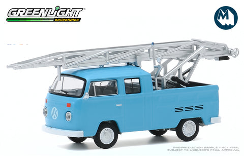 1973 Volkswagen Type 2 Double Cab Pickup Ladder Truck