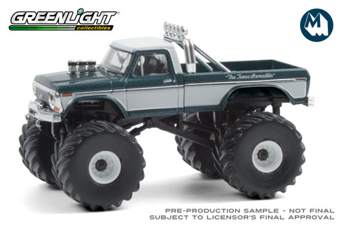 Texas Armadillo / 1979 Ford F-250 Monster Truck