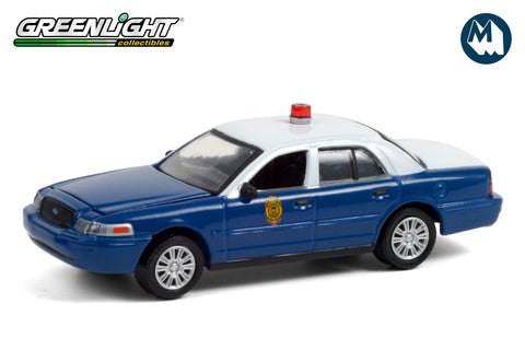 2011 Ford Crown Victoria Police Interceptor - Kansas Highway Patrol 75th Anniversary Unit