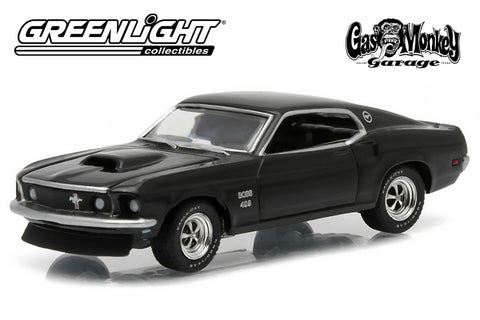 Gas Monkey Garage (2012-Current TV Series) - 1969 Ford Mustang BOSS 429