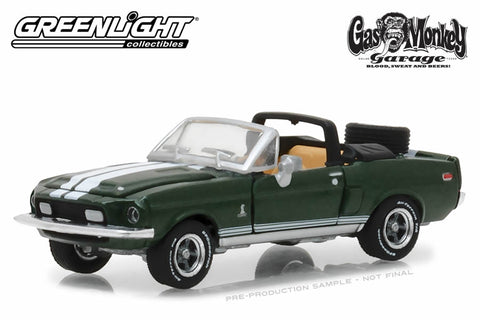 Hollywood Series 19 - Gas Monkey Garage / 1968 Shelby GT500KR Convertible