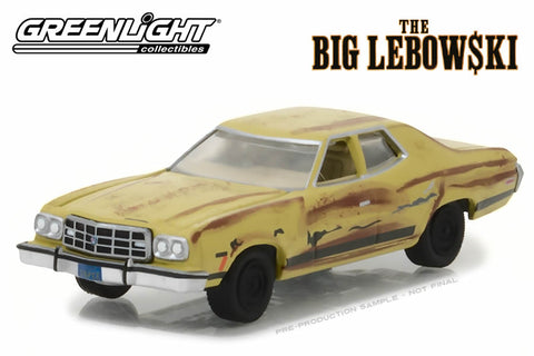 The Big Lebowski (1998) / The Dude's 1973 Ford Gran Torino