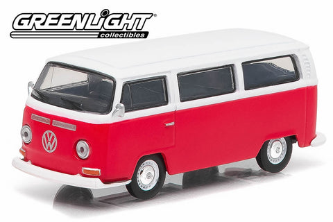 1968 Volkswagen Type 2 Bus – Titan Red/Cloud White