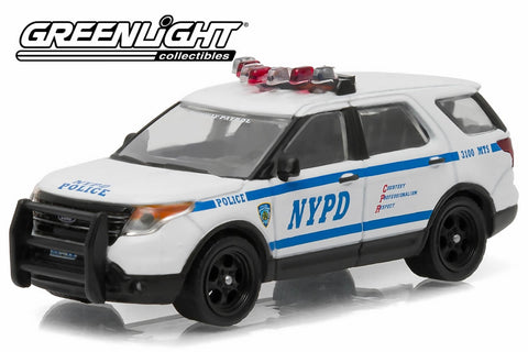 2014 Ford Police Utility Interceptor - New York City Police Department (NYPD)