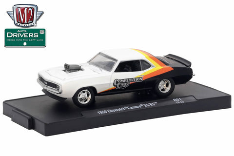 1969 Chevrolet Camaro SS/RS (Competition Cams)