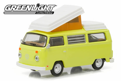 1974 Volkswagen Type 2 Campmobile - Yosemite Yellow