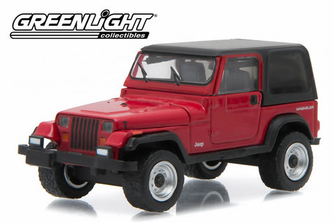 1992 Jeep Wrangler Hard Top (YJ)