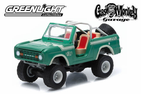 "Gas Monkey Garage (2012-Current TV Series) - 1976 Ford Bronco ""Twin Peaks"""