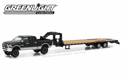 Hitch & Tow Series 12 - 2017 Ram 2500 and Gooseneck Trailer