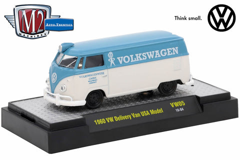 1960 VW Delivery Van USA Model