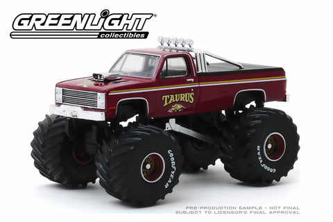 Taurus / 1986 Chevrolet K20 Monster Truck