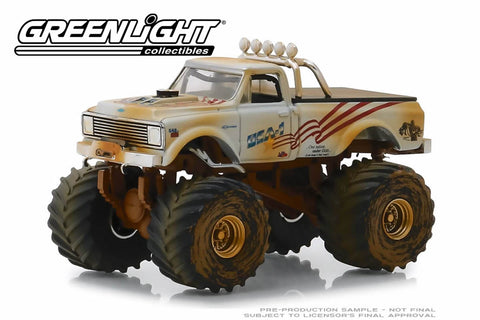 USA-1 / 1970 Chevrolet K-10 Monster Truck (Dirty Version)
