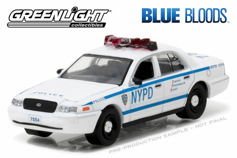 Blue Bloods / 2001 Ford Crown Victoria Police Interceptor (NYPD)