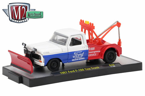 1967 Ford F-100 Tow Truck