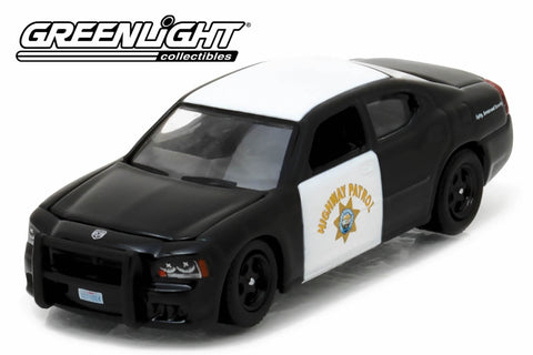 2008 Dodge Charger / California Highway Patrol