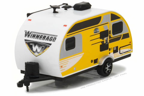 2016 Winnebago Winnie Drop (Blue and White)