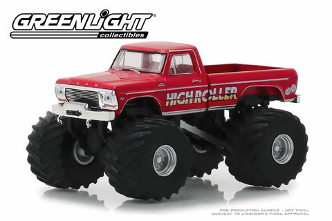 High Roller / 1979 Ford F-350 Monster Truck