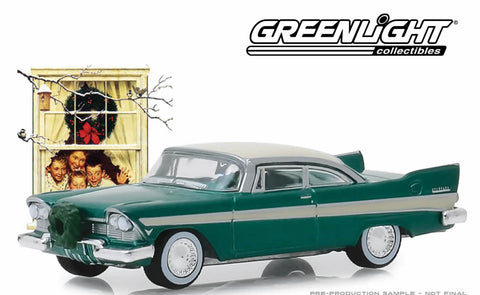 1957 Plymouth Belvedere with Wreath Accessory