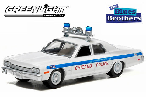 Blues Brothers (1980) - 1975 Dodge Monaco Chicago Police