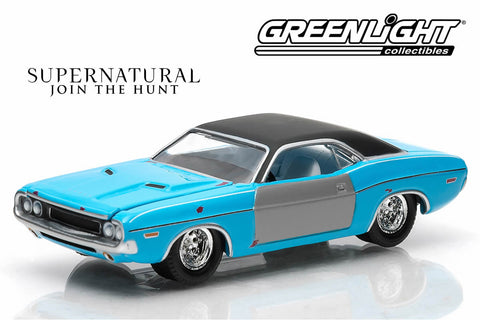 Supernatural (2005-14 TV Series) - 1970 Dodge Challenger (Ep. 7.07)