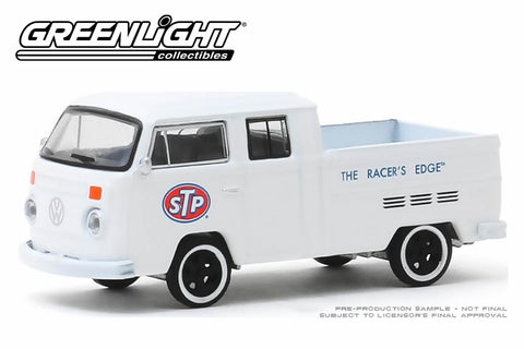 "1976 Volkswagen T2 Type 2 Double Cab Pick-Up / STP ""The Racer's Edge"""