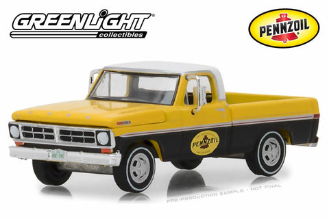 1972 Ford F-100 / Pennzoil