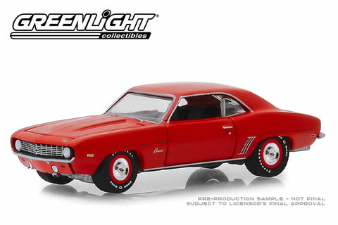 1969 Chevrolet Camaro ZL1 (Lot #1409)
