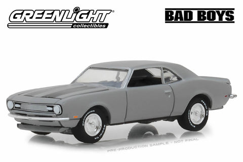 Bad Boys / 1968 Chevrolet Camaro