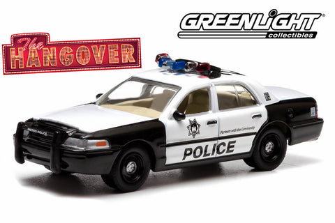 The Hangover (2009) - Ford Crown Victoria Police