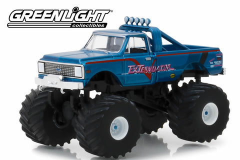ExTerminator / 1972 Chevrolet K-10 Monster Truck