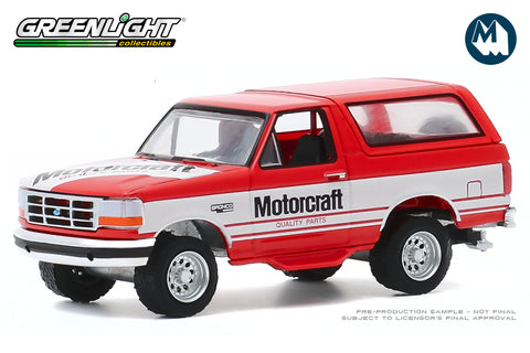 1994 Ford Bronco / Ford Motorcraft