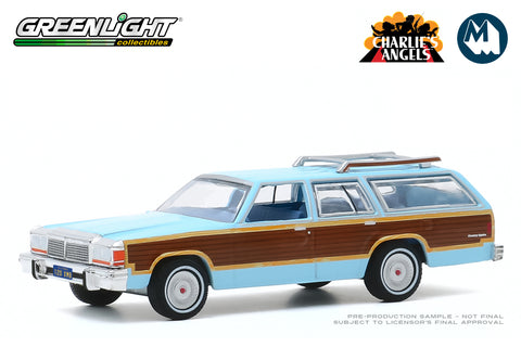 Charlie's Angels / 1979 Ford LTD Country Squire