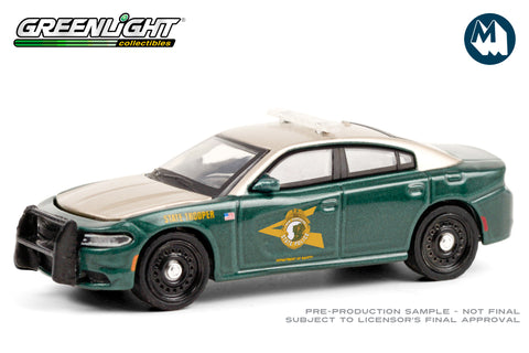 2018 Dodge Charger / New Hampshire State Police