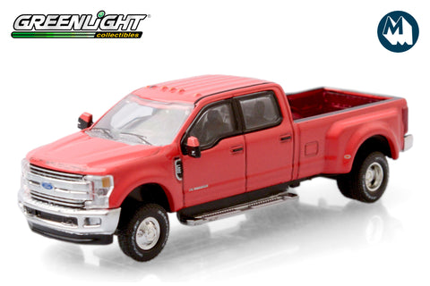 2019 Ford F-350 Dually - Race Red
