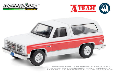The A-Team / 1983 GMC Jimmy