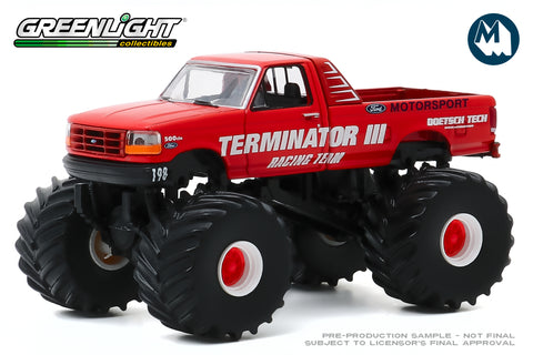 Terminator III / 1993 Ford F-250 Monster Truck