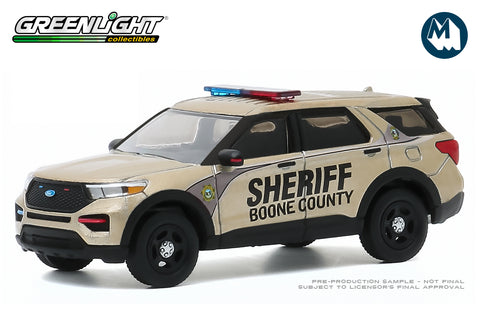 2020 Ford Police Interceptor Utility - Boone County Sheriff's Department, Missouri - 200th Anniversary