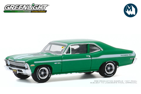 1972 Chevrolet Nova (Chicago 2019 Lot #F152.1)