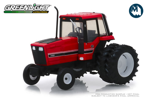 1982 Tractor - Red and Black with Dual Rear Wheels