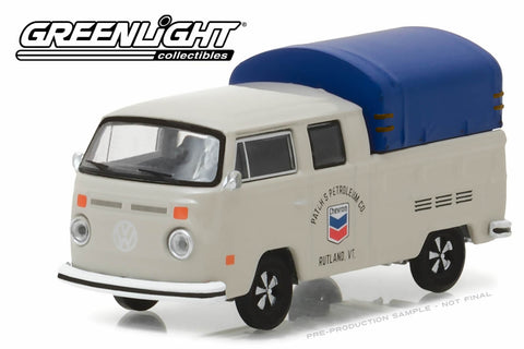 1974 Volkswagen Double Cab Pickup with Canopy - Chevron