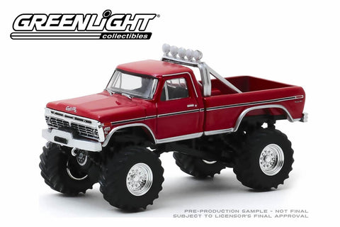 Godzilla / 1974 Ford F-250 Monster Truck