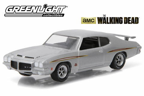 The Walking Dead (2010-Current TV Series) - 1971 Pontiac GTO (Ep. 1.01)