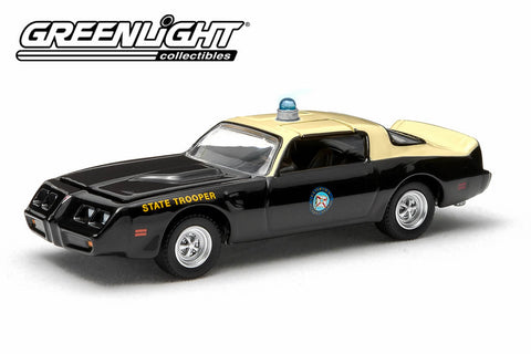 1980 Pontiac Firebird Florida Highway Patrol