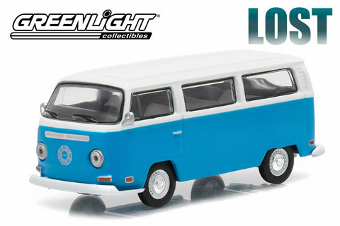Lost (2004-10 TV Series) - 1971 Volkswagen Type 2 (T2B) Darma Van